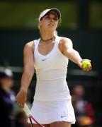 Сабина Лисицки, фото 12. Sabine Lisicki Wimbledon 2011 - SemiFinal Match, photo 12