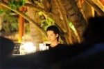 Bill et Tom en vacances aux Maldives Janvier 2010 8d04bb141648419