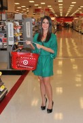 "Soleil Moon Frye � Buying first copy of ""Happy Chaos"" , NYC � Aug 23, 2011"