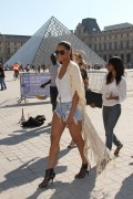 Ciara out in Paris, 30 September, x10