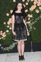 Лили Коллинз, фото 565. Lily Collins CHANEL Boutique on October 27, 2011 in Los Angeles, California, foto 565