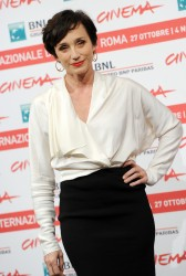 Кристин Скотт Томас, фото 73. Kristin Scott Thomas 'The Woman in the Fifth' Photocall at the International Rome Film Festival (30.10.2011), foto 73