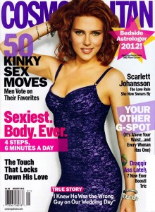 Cosmopolitan Magazine (2012)