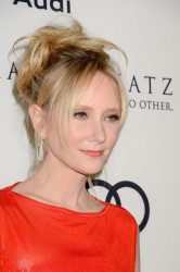Anne Heche @ Golden Globe Awards Party in LA January 8, 2012 HQ x 6