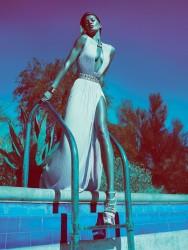 Жизель Бундхен, фото 2294. Gisele Bundchen Versace S/S 2012, foto 2294