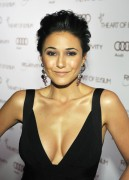 Эммануэль Шрики, фото 1693. Emmanuelle Chriqui Art of Elysium Heaven Gala at Union Station on January 14, 2012 in Los Angeles, California, foto 1693
