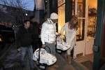 Мэрайя Кэри, фото 6108. Mariah Carey December, 31 2011 Out & about in Aspen, foto 6108