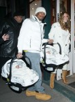 Мэрайя Кэри, фото 6070. Mariah Carey December, 31 2011 Out & about in Aspen, foto 6070