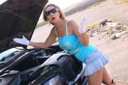 Керол Голднерова, фото 301. Carol Goldnerova Mq & Tagged, foto 301