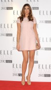 Lisa Snowdon at the Elle Style Awards in London 13th February x13