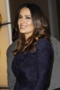 Salma Hayek at the La Chispa De La Vida Photocall in Berlin 15th February x26