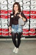 Люси Хейл, фото 572. Lucy Hale Launch of Converse's new West Coast Flagship Store in Santa Monica - February 15, 2012, foto 572