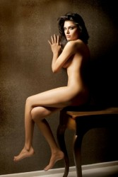 Indian model Sherlyn Chopra - Nude Photoshoot Outtakes on Twitter - x2