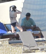 Элиза Душку, фото 2625. Eliza Dushku - In a bikini in Cabo San Lucas - 02/16/12, foto 2625