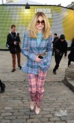 Nicola Roberts at London Fashion Week 20th February x11