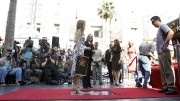 Дженнифер Анистон, фото 8640. Jennifer Aniston Inducted into the Hollywood Walk Of Fame - February 22, 2012, foto 8640