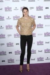 Шэйлин Вудли, фото 832. Shailene Woodley 2012 Film Independent Spirit Awards in Santa Monica,California - 25.02.2012, foto 832