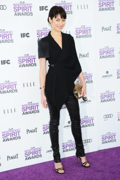 Olga Kurylenko @ 2012 Film Independent Spirit Awards in Santa Monica, 25.02.12 - 2 HQ