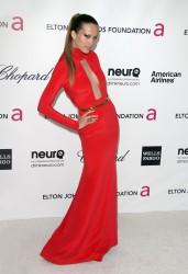 Петра Немсова, фото 4053. Petra Nemcova Elton John AIDS Foundation Academy Awards Party in LA, 26.02.2012, foto 4053
