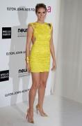 Хайди Клум, фото 4977. Heidi Klum Elton John AIDS Foundation Academy Awards Party - 02/26/12, foto 4977