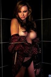 Кимберли Филлипс, фото 62. Kimberly Phillips Playboy - She's Smokin' (tagged):, foto 62