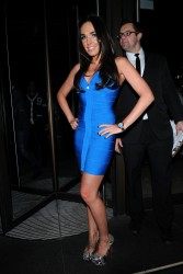 Тамара Экклстоун, фото 240. Tamara Ecclestone Outside Russian restaurant 'Novikov' in London, 03.03.2012, foto 240