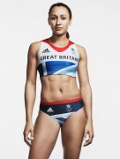Jessica Ennis Team GB Kit Photoshoot x13