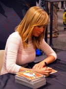 Sara Underwood - At Wondercon 3/16/12