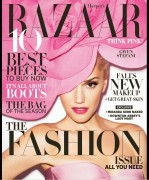 Gwen Stefani - Harper's Bazaar USA - Sept 2012 (x11)