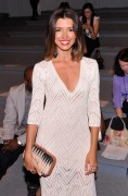 India de Beaufort - Mara Hoffman fashion show in New York 09/08/12
